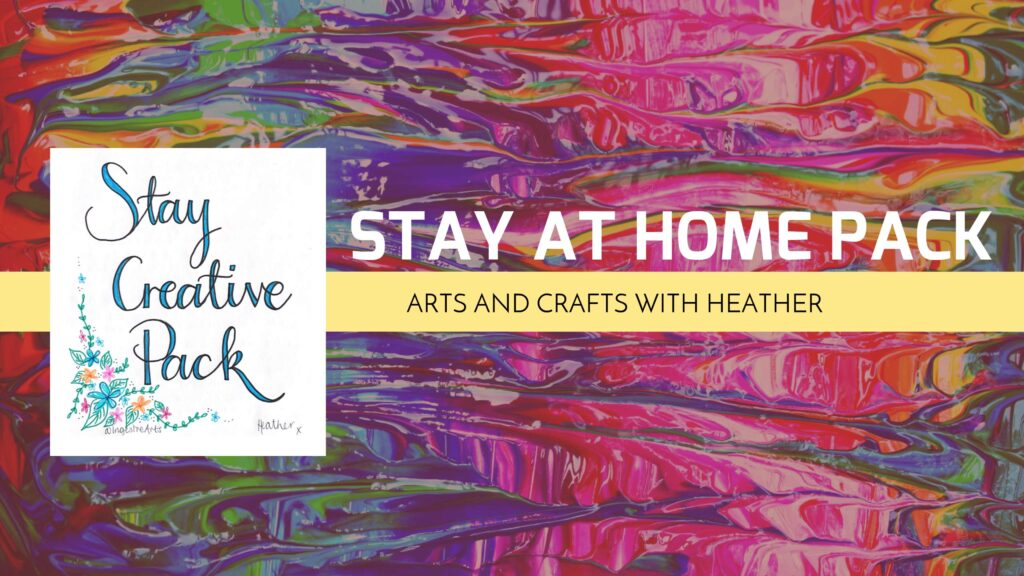 Stay at Home Creative Packs